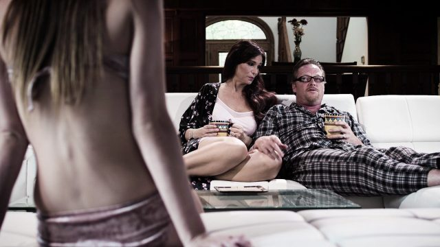 We are a happy family now! – Alex Blake and Syren De Mer